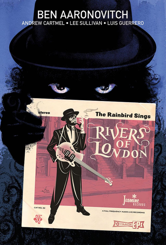 Rivers of London: Black Mould #5 (Hughes Cover)