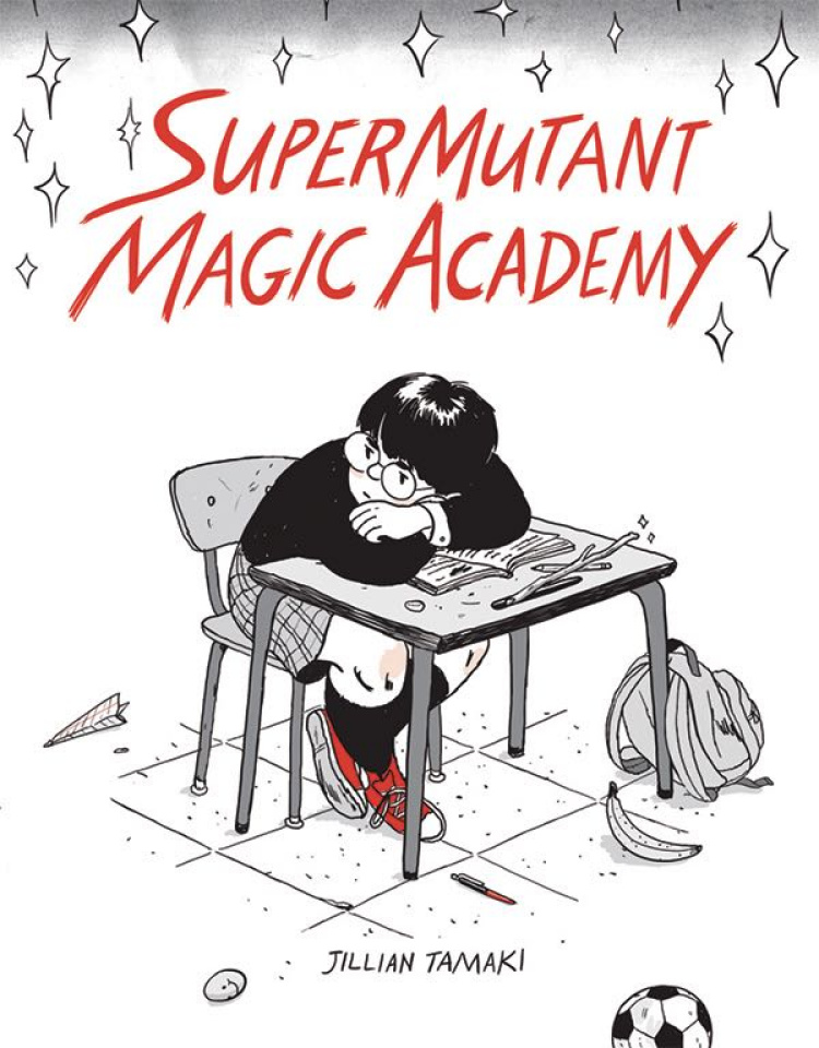 Supermutant Magic Academy