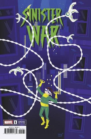 Sinister War #1 (Veregge Cover)
