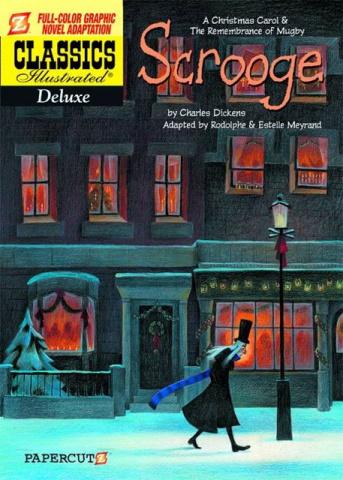 Classics Illustrated Vol. 9: Scrooge