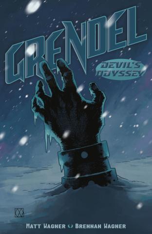 Grendel: Devil's Odyssey #4 (Wagner Cover)