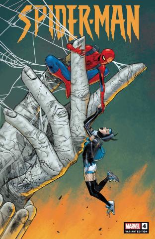 Spider-Man #4 (Pichelli Cover)