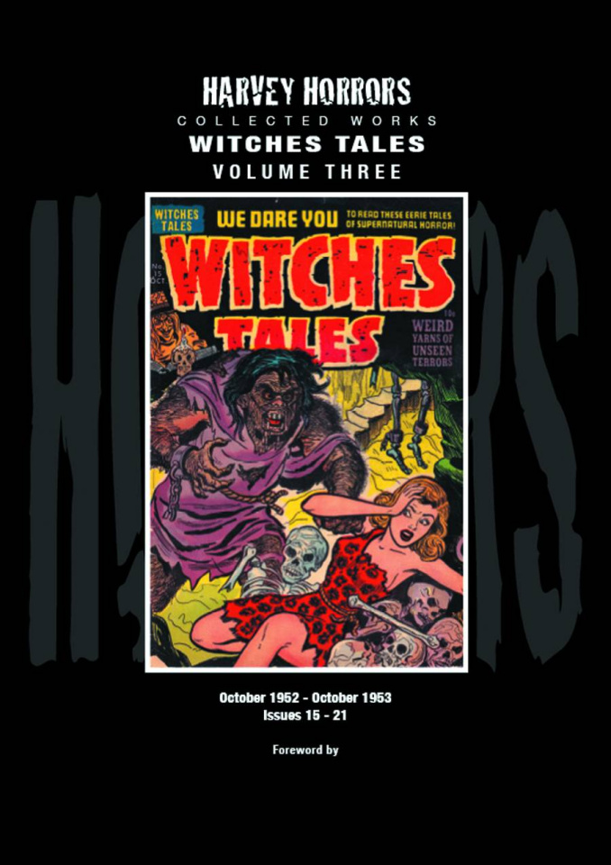 Witches Tales Vol. 3
