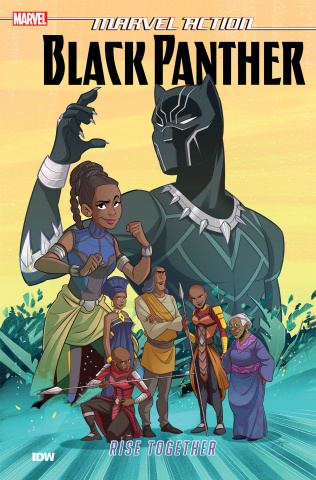 Marvel Action: Black Panther Book 2: Rise Together