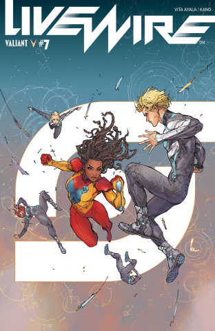 Livewire #7 (Rocafort Cover)