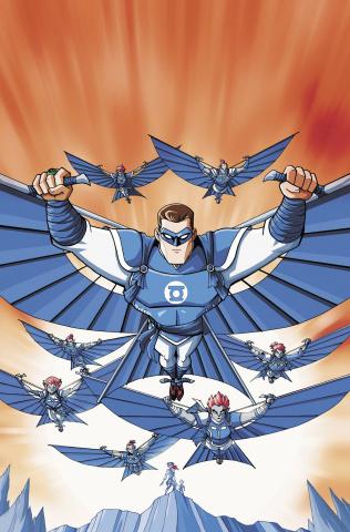 Green Lantern: The Animated Series #8