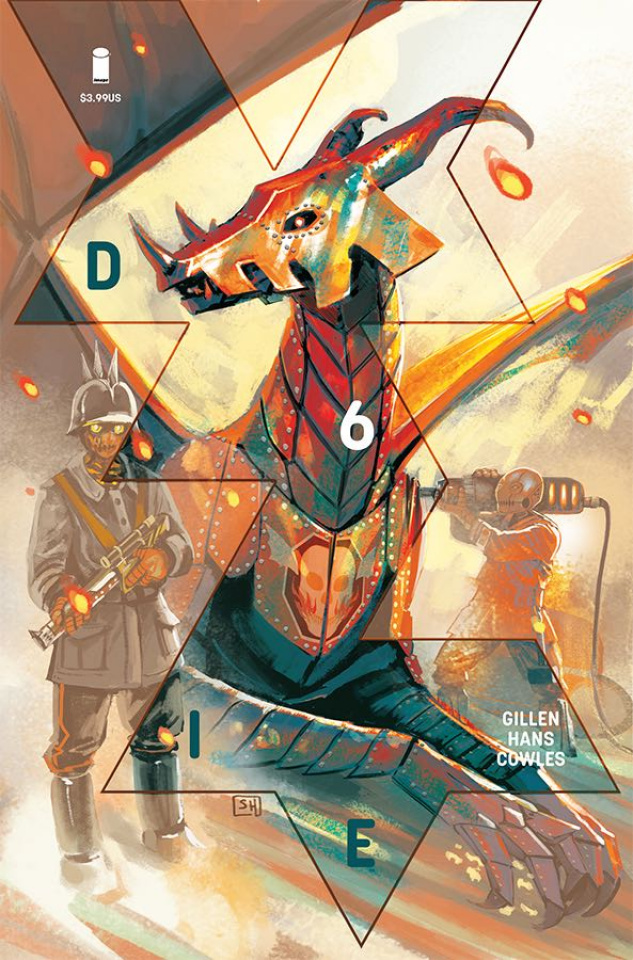 Die #6 (Hans Cover)