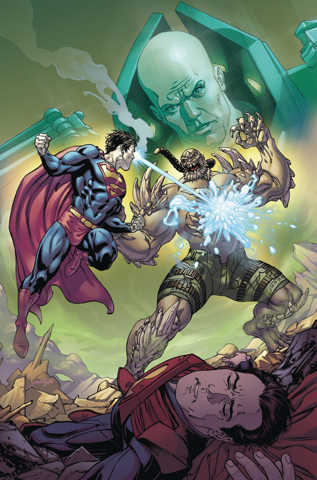 Injustice: Gods Among Us, Year Five Vol. 2