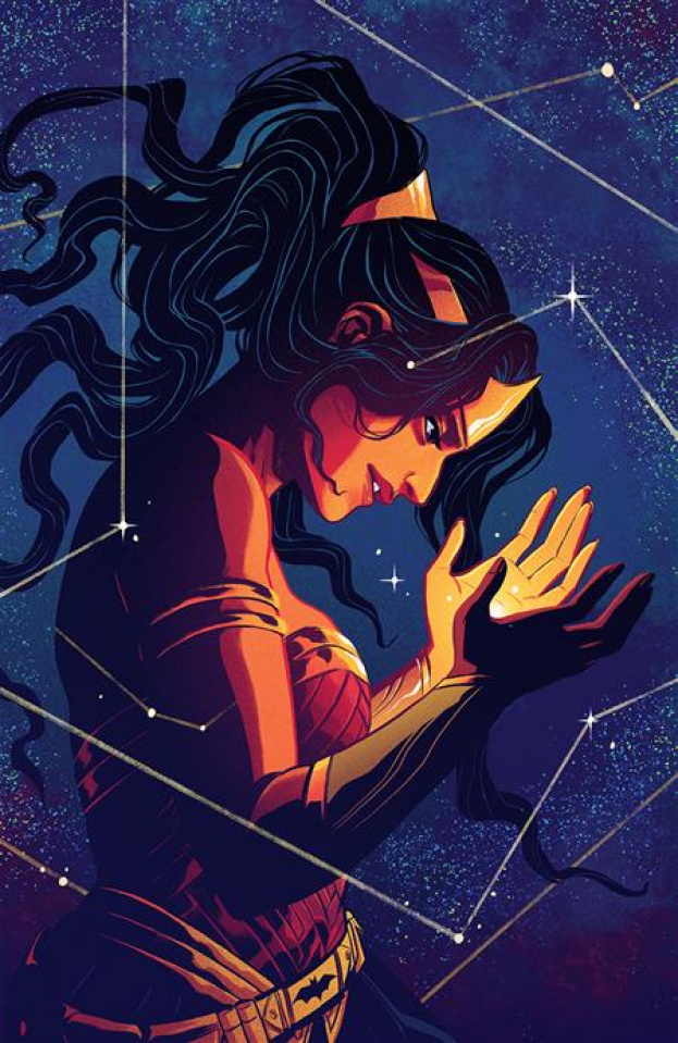 Future State: Immortal Wonder Woman #2 (Becky Cloonan Card Stock Cover)