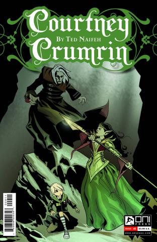 Courtney Crumrin #9