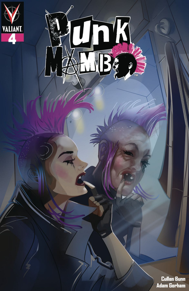 Punk Mambo #4 (Delara Cover)