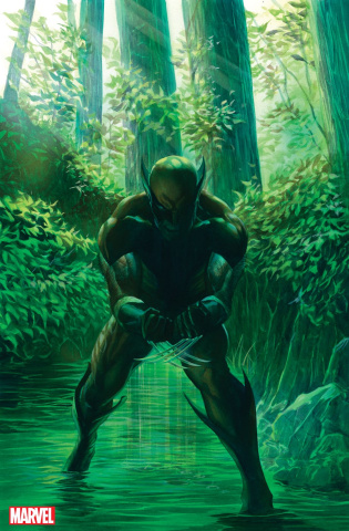 Wolverine #1 (Alex Ross Virgin Cover)