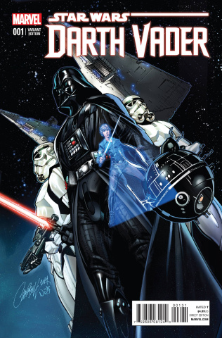 Darth Vader #1 (Campbell Connecting Cover)