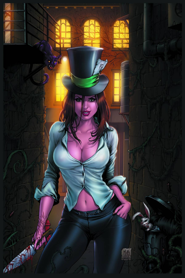 Grimm Fairy Tales: The Madness of Wonderland