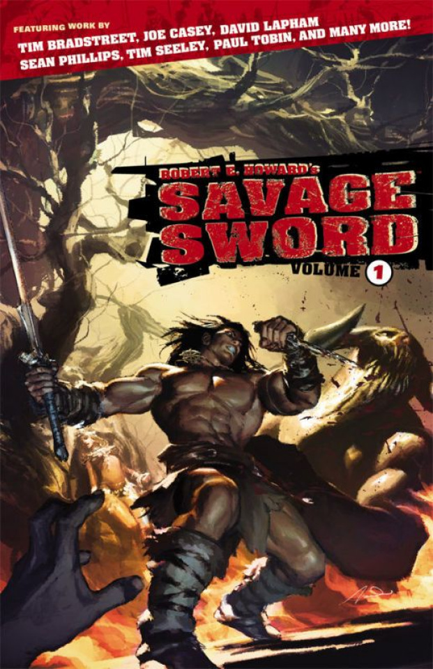Robert E. Howard's Savage Sword Vol. 1