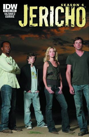 Jericho: Season 4 #3