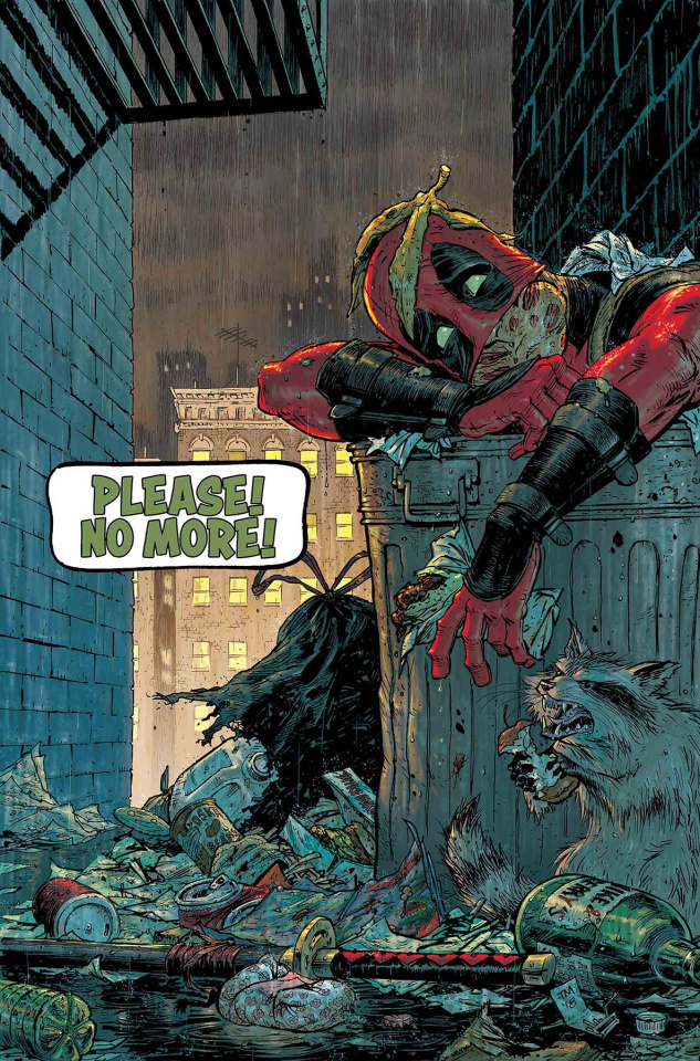 The Despicable Deadpool #300 (Moore Cover)
