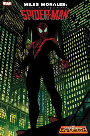 Miles Morales: Spider-Man #1 (Halloween Extravaganza 2021)