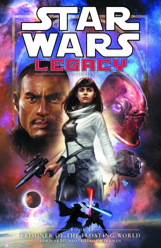 Star Wars: Legacy II Vol. 1: Prisoner of the Floating World