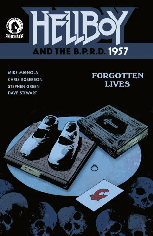 Hellboy and the B.P.R.D.: 1957 Forgotten Lives