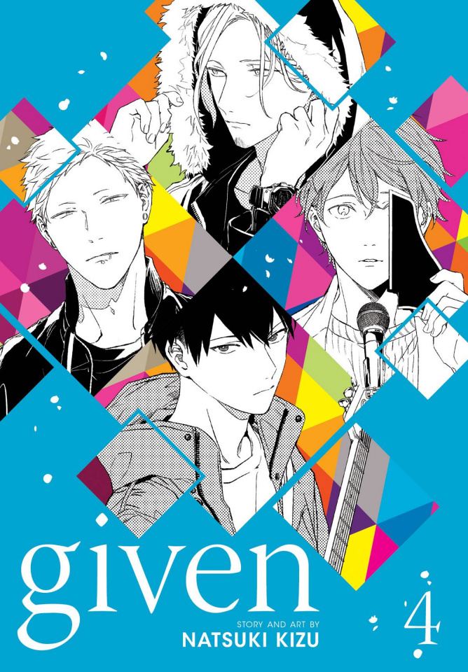 Given Vol. 4
