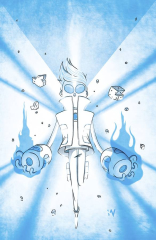 Bravest Warriors #27 (15 Copy Wells Cover)