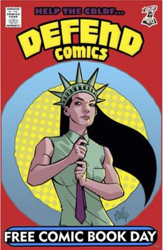 Defend Comics (Free Comic Book Day 2014)