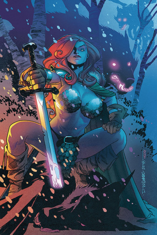 Red Sonja #23 (10 Copy Williams Virgin Cover)