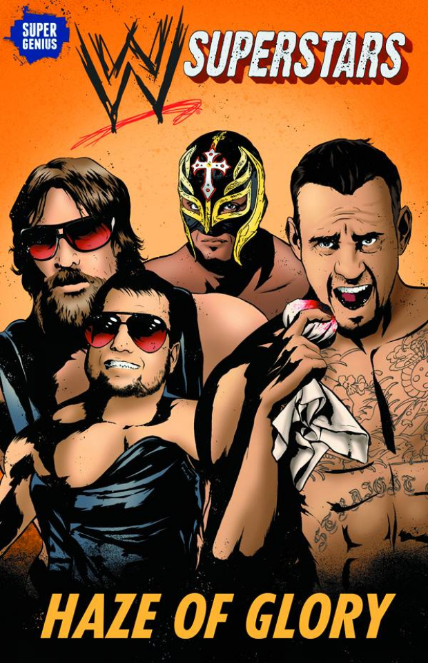 WWE Superstars #5