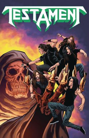 Rock & Roll Biographies: Testament