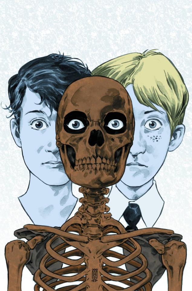 Dead Boy Detectives #3