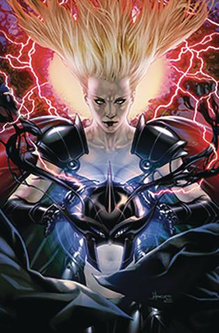 Black Knight #1 (Anacleto Cover)