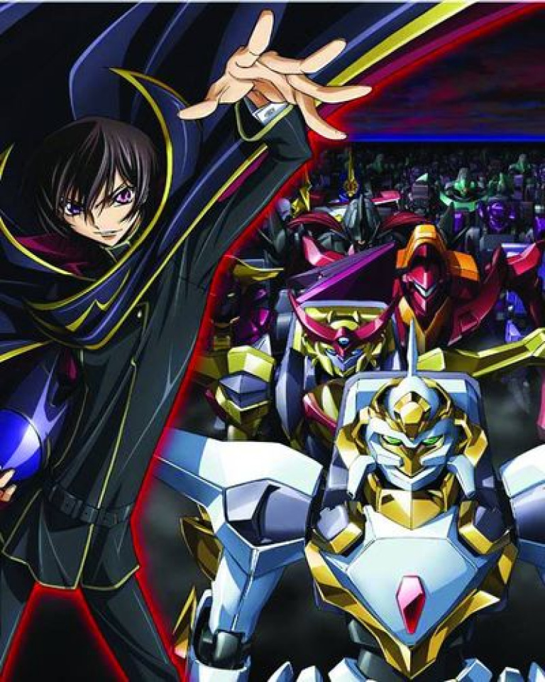 Code Geass: Lelouch of the Rebellion Vol. 8