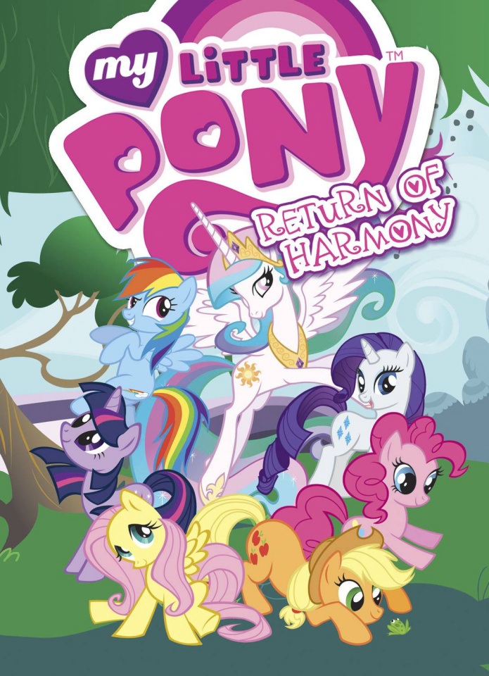 My Little Pony: Return of Harmony Vol. 3