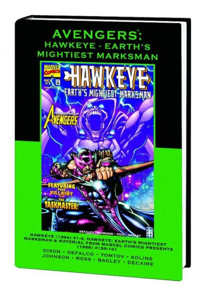 Avengers: Hawkeye - Earth's Mightiest Marksman