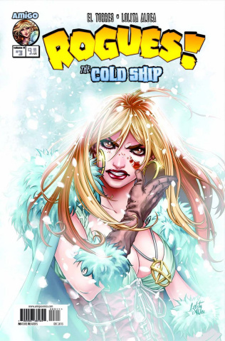 Rogues! #3: The Cold Ship