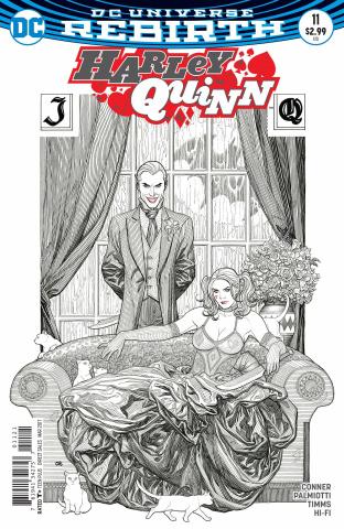 Harley Quinn #11 (Variant Cover)