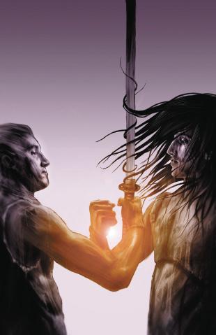 Ninjak #19 (Latorre Cover)
