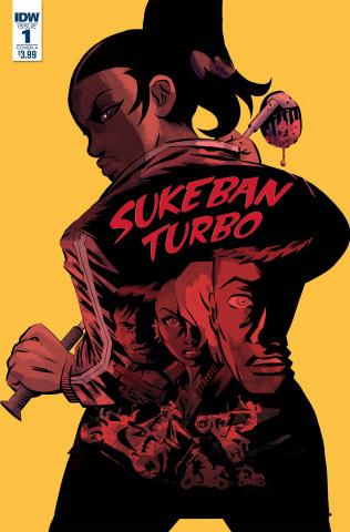Sukeban Turbo #1 (Santos Cover)