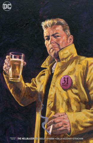 Hellblazer #24 (Variant Cover)