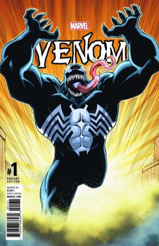 Venom #1 (Lim Cover)