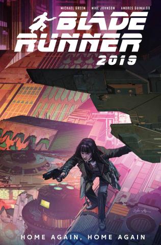 Blade Runner Vol. 3: Home Again, Home Again