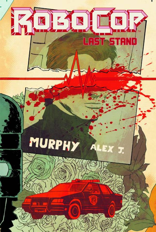 RoboCop: Last Stand #4