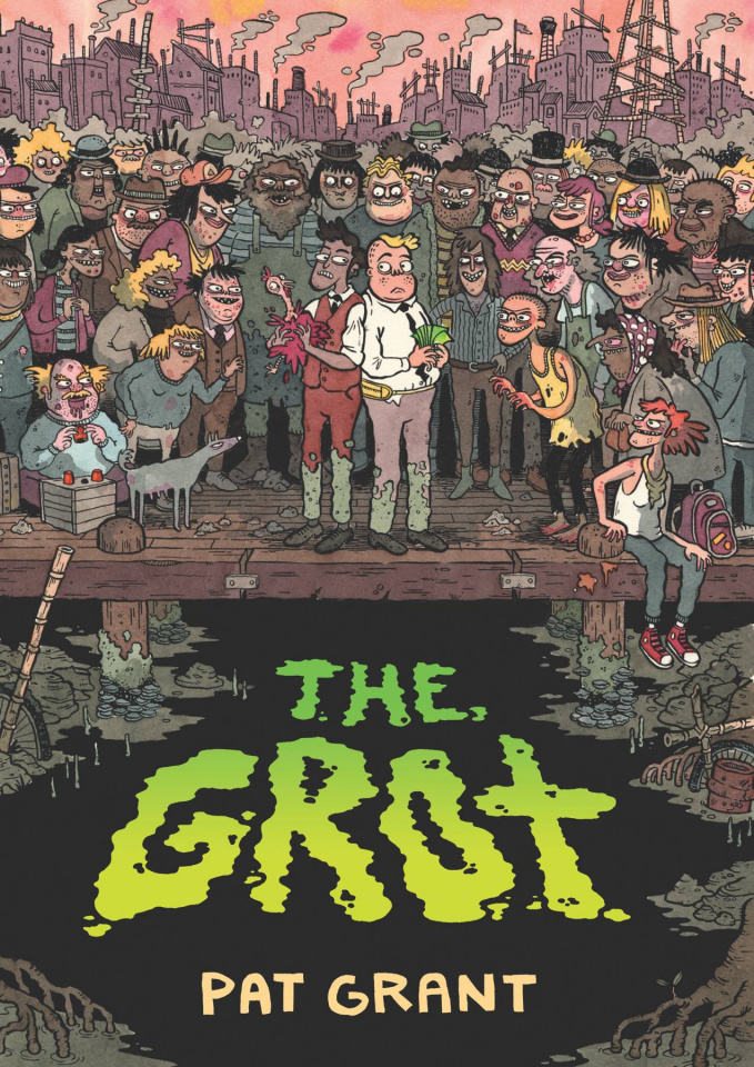 The Grot: The Story of Swamp City Grifters