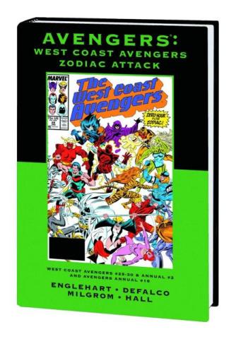 Avengers West Coast: Zodiak Attack