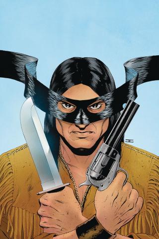 The Lone Ranger #2 (20 Copy Cassaday Virgin Cover)