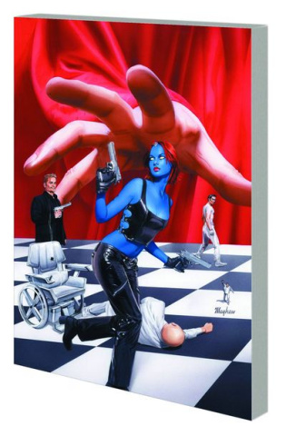 Mystique By Sean McKeever: Ultimate Collection