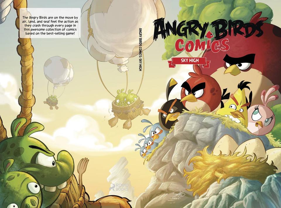 Angry Birds Comics Vol. 3: Sky High