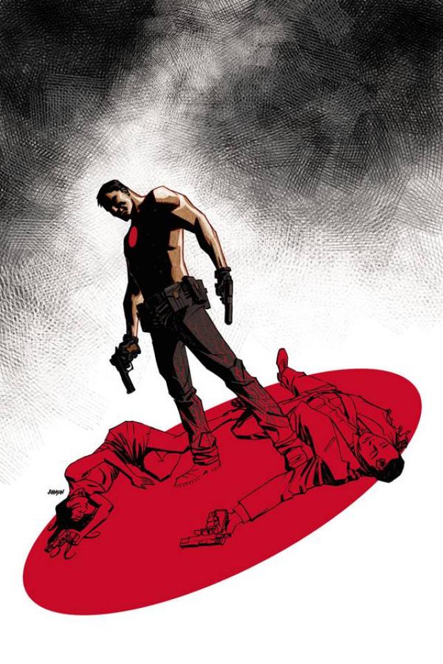 Bloodshot: Reborn #1 (Johnson Cover)