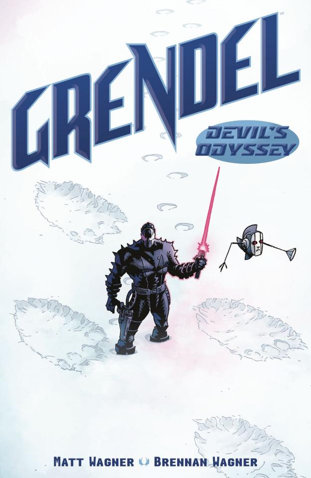 Grendel: Devil's Odyssey #3 (Wagner Cover)